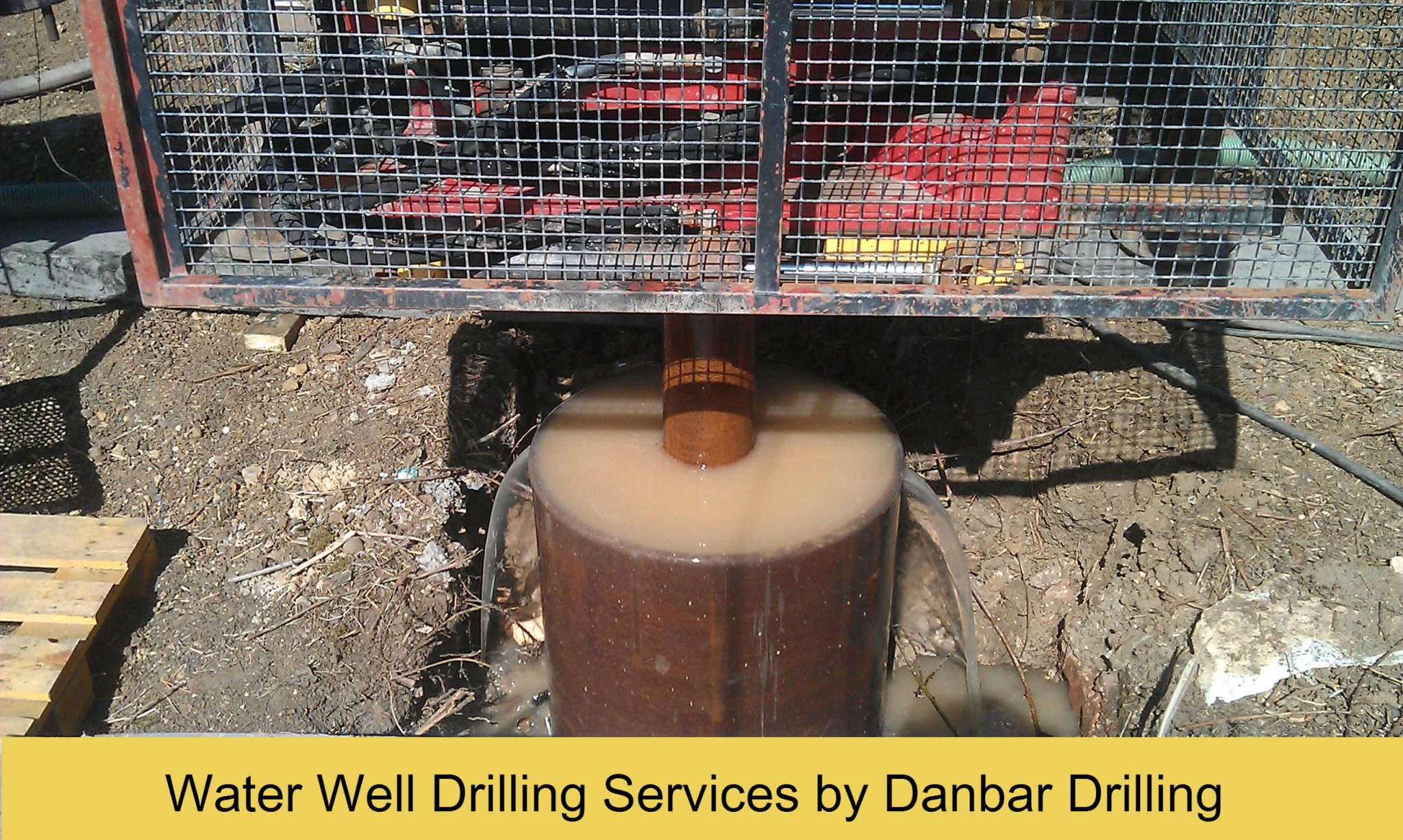 Water Well Drilling Solutions