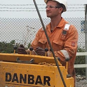 Danbar Geothermal Drilling